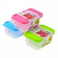 振兴保鲜盒小号密封盒密封罐保鲜罐水果食品盒储物罐