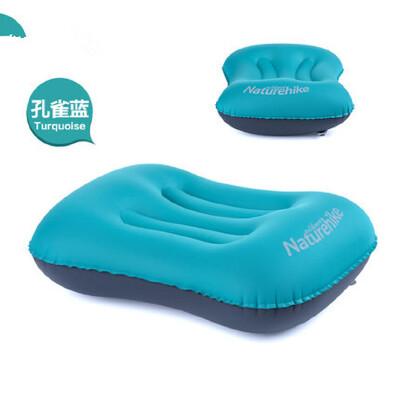 户外旅行充气枕头便携旅行枕飞机靠枕旅游三宝护颈枕睡枕
