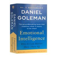 Emotional Intelligence 情商:为什么情商比智商更重要 丹尼尔戈尔曼Goleman 英文原版进口英语