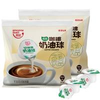 维记咖啡之友 液态植脂淡奶精 奶球 奶油球10ml*40粒/袋*2袋 80粒