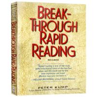 Breakthrough Rapid Reading 如何高效阅读 英文原版学习书籍 快速阅读突破 阅读提升指南 Pet