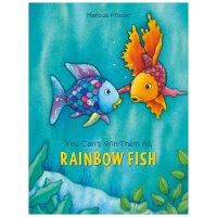 Rainbow Fish:You Can't Win Them All 彩虹鱼:你无法战胜所有人 儿童绘本4-8岁