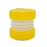 普润 USB电池两用便携式伸缩户外灯/露营小夜灯野营灯 帐蓬灯黄色