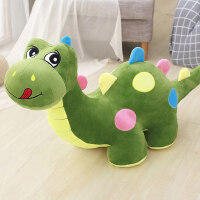 卡通可爱恐龙毛绒玩具抱枕布娃娃动物公仔小玩偶女孩儿童礼物生日