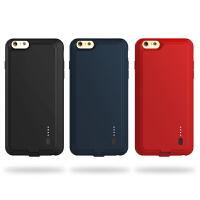 麦多多 iPhone6背夹电池充电宝苹果6s Plus移动电源手机壳保护套