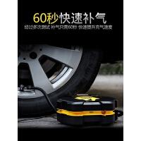 车载充气泵12v电动便携式小轿车汽车用轮胎点烟器式多功能新品