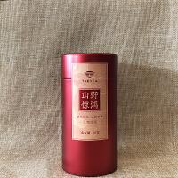 大益茶叶 云南古树红茶 滇红 山野惊鸿 罐装 50g/罐