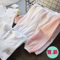 薄款柔软女童防晒衣儿童韩版长袖连帽外套2018夏季防晒服空调衫