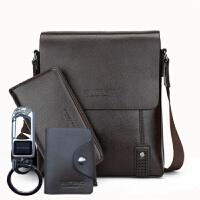 新款男包男士包包单肩宽带斜挎包时尚休闲商务男包手提包公文包