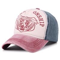 新款韩版字母帽子秋冬季男女士户外运动棒球帽情侣鸭舌帽