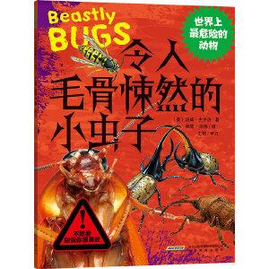 世界上最危险的动物:令人毛骨悚然的小虫子