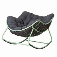 北欧简约摇椅午睡懒人躺椅室内现代客厅休闲摇摇椅阳台逍遥椅