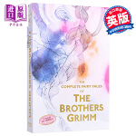 【中商原版】[英文原版]Complete Fairy Tales格林童话故事全集/ Wordsworth Editio