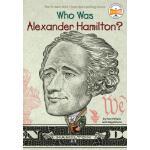【预订】Who Was Alexander Hamilton?