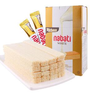 印尼进口 丽巧克纳宝帝香草牛奶味威化饼干 200g