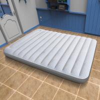 带枕充气床垫双人单人家用气垫床冲气床加厚户外便携充气床新品