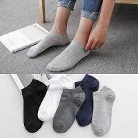 袜子男士棉袜春夏季薄款低帮短袜船袜吸汗短筒运动防臭浅口隐形袜船袜