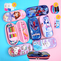 小�W生�P袋男生女童卡通文具盒�W�t�P盒多功能�和�大容量�U�P袋