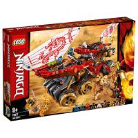 【当当自营】乐高(LEGO)积木 幻影忍者Ninjago 玩具礼物9岁+ 封赏之地战车 70677