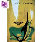 【中商原版】老人与海英文原版小说 英文版The Old Man and the Sea 英文原版书 正版 海明威 经典