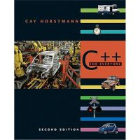 C++ for Everyone [平装] [2010] Horstmann, Cay S.,C++ for Ever