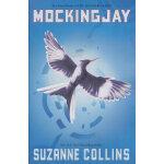 The Hunger Games #03: Mockingjay 饥饿游戏3:嘲笑鸟 ISBN 97804390235