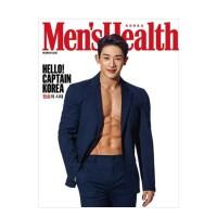 男士时尚健康杂志 Men's Health 男性减压杂志订阅韩国韩文版 年订12期