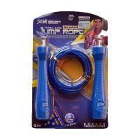 塑柄高级轴承跳绳 钢丝跳绳 中考用跳绳学生考试训练绳
