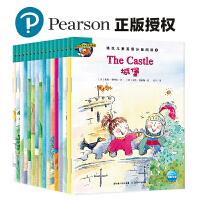 培生儿童英语分级阅读 第六级(16册图书 1张CD)