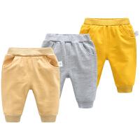 女童婴儿裤子新款女宝宝打底裤3-7-8个月韩版儿童装春秋装