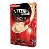 [当当自营] 雀巢咖啡1+2原味7条105g