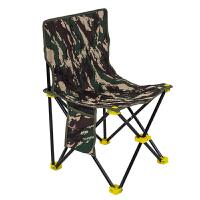 钓椅钓鱼椅多功能台钓椅可折叠便携钓鱼凳子座椅折叠椅渔具用品 京 军绿色