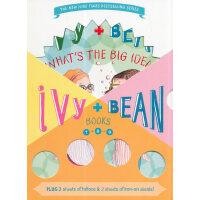 Ivy & Bean Boxed Set(7-9)艾薇和豆豆套装3(第7-9册) ISBN9781452117324