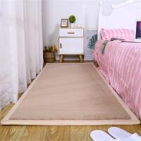 宝宝防摔垫加厚儿童卧室粉色床边地毯家用榻榻米地垫婴儿爬行垫子