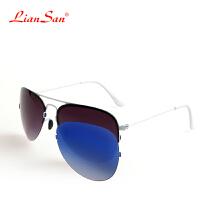 恋上太阳镜 超薄超轻偏光太阳眼镜 墨镜 司机镜 一架两镜LMS-014