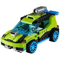 【当当自营】乐高(LEGO)积木 创意百变组Creator火箭拉力赛车 31074
