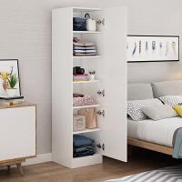 简约现代经济型组装衣柜单门衣橱阳台储物柜收纳柜省空间 单门 组装