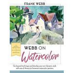 【预订】Webb on Watercolor