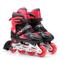 飞速牌轮滑鞋儿童轮滑鞋溜冰鞋旱冰鞋儿童全闪套装