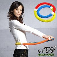 韩式弹簧软呼啦圈收腰 时尚魔力 软弹簧呼啦圈 按摩