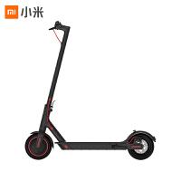 小米电动滑板车Pro米家儿童双轮折叠代步漂移学生迷你智能电动平衡体感车划板车平衡车黑色