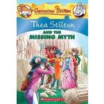 Thea Stilton #20: Thea Stilton and the Missing Myth: A Gero