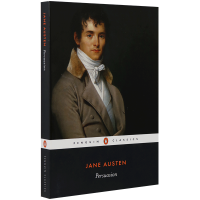 正版 Persuasion 劝导 英文原版 简奥斯汀文学小说 Jane Austen 企鹅经典 全英文版进口英语书籍