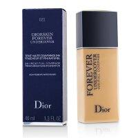 迪奥 Christian Dior 凝脂恒久无痕粉底液 24h持妆遮瑕 控油 -023 Peach(40ml)