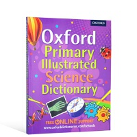 Oxford Primary Illustrated Science Dictionary 英文原版工具书 牛津初级插