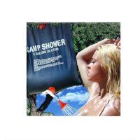 40L户外洗发\洗澡 太阳能热水袋 户外淋浴袋 野营太阳能沐浴袋