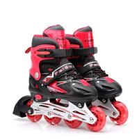 飞速可调节轮滑鞋儿童轮滑鞋溜冰鞋旱冰鞋儿童单闪套装