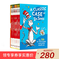 A Classic Case of Dr. Seuss.苏斯博士经典绘本故事集全20册 The Cat in the H