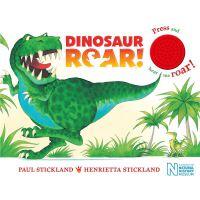 Dinosaur Roar!: Single Sound Board Book,Dinosaur Roar!: Sin