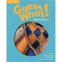 Guess What! Level 6 Pupil's Book British English